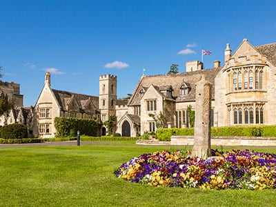 Ellenborough Park Hotel exterior