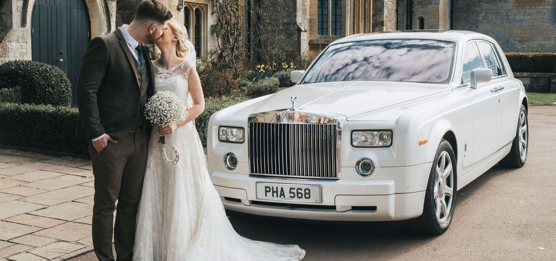 Homepage-Hero-7-Rolls-Royce-Phantom-Newlywed-couple
