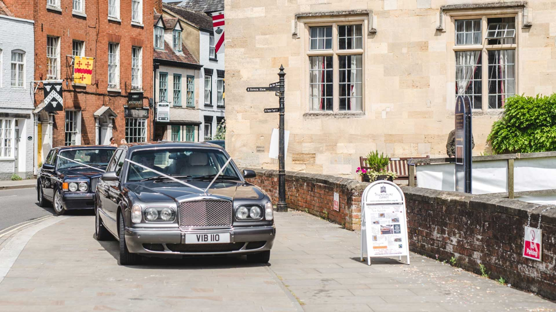 Bentley Arnage Wedding Car