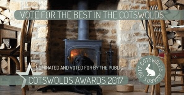 Cotswold Awards 2017 - vote