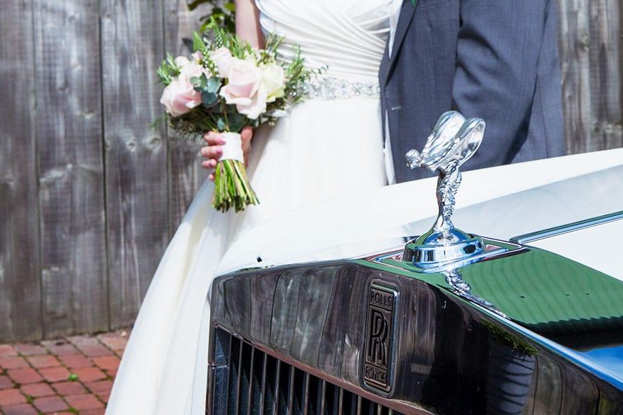 Gift Voucher Wedding Present Azure Wedding Cars